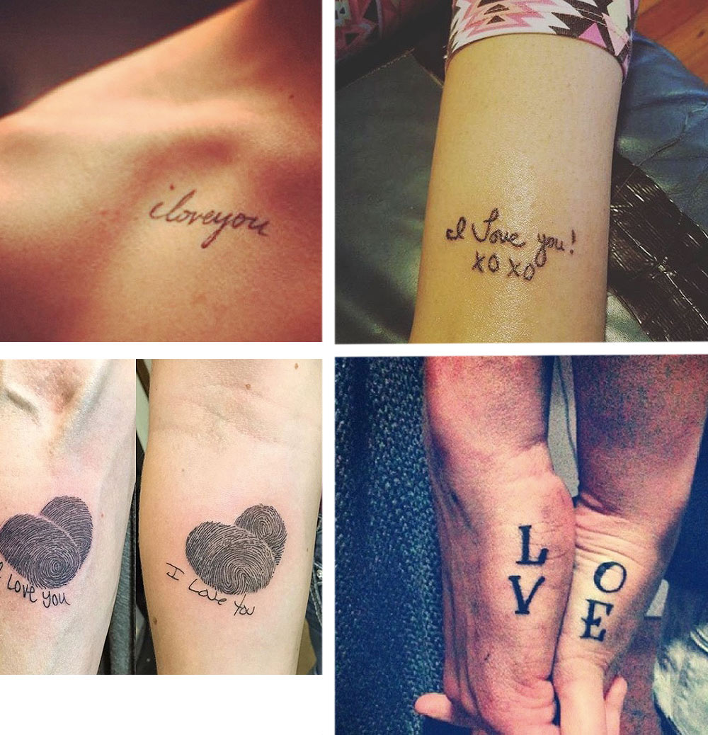 Relationship Tattoos