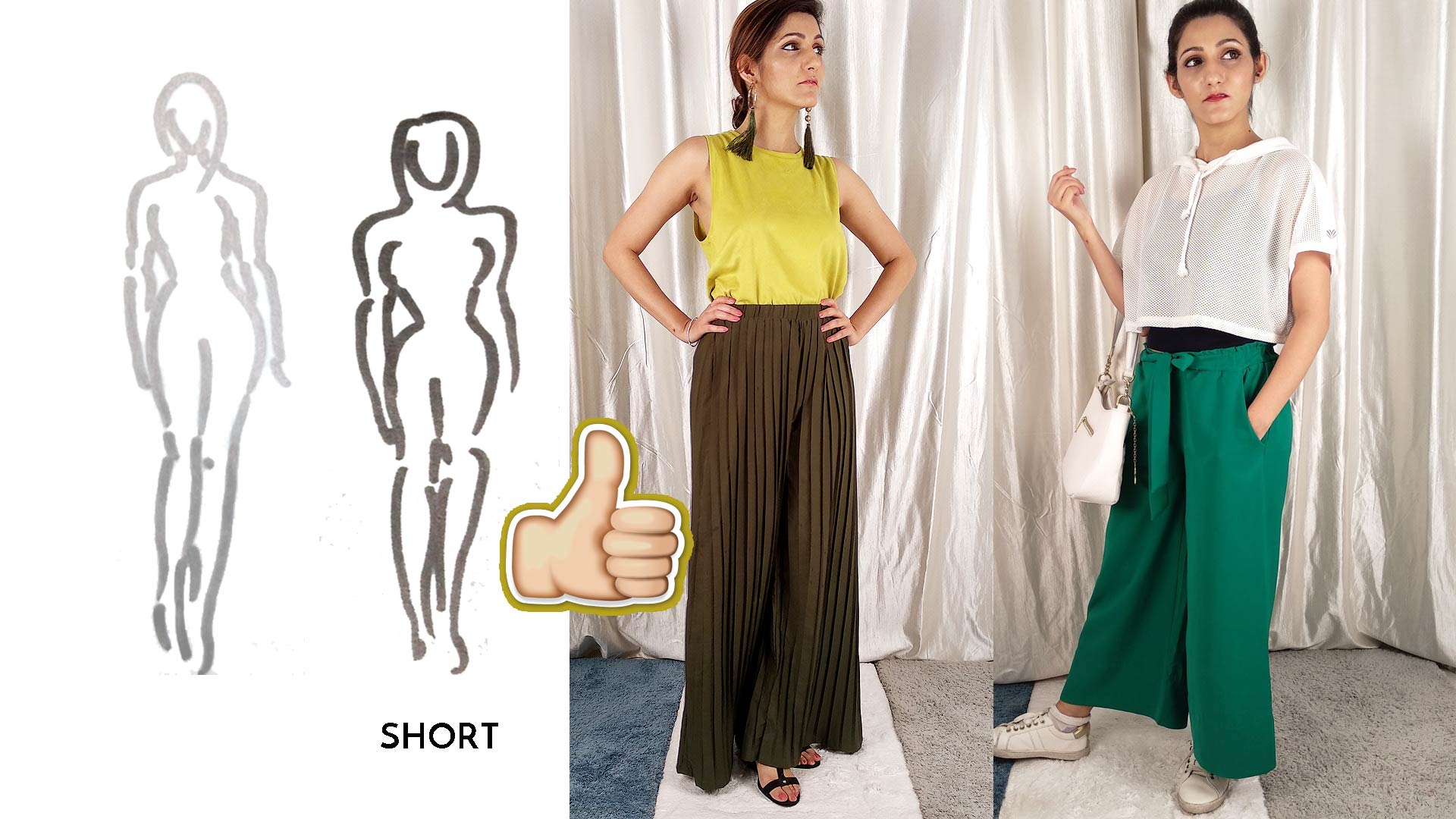 11 Palazzo Pants Outfits: Ultimate Guide On What To Wear