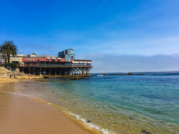 Pacific Highway Road Trip: Day 3 Monterey Bay