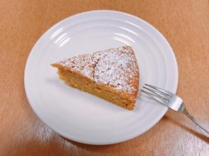 人参とマーマレードのケーキ2