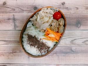 豚肉の塩麹生姜焼き弁当