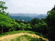 Can you spot the Torii gate? Hongu, Wakayama