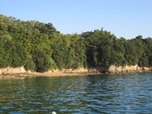 チンカカ奇岩群