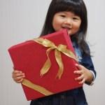 簡単にバージョンアップ!手作りプレゼントは幼児が最大の味方!