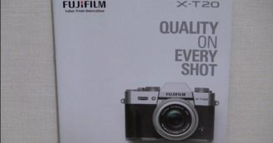 FUJIFILM_X-T20_パンフレット