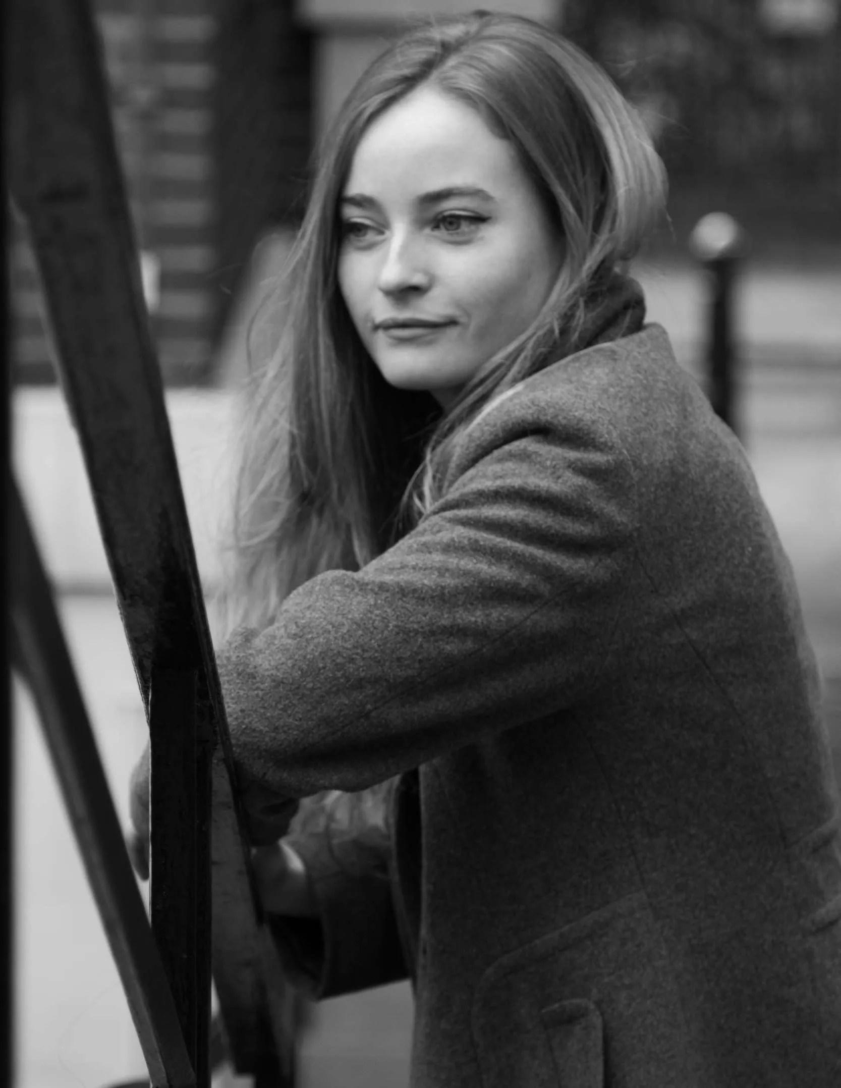 Portrait, London