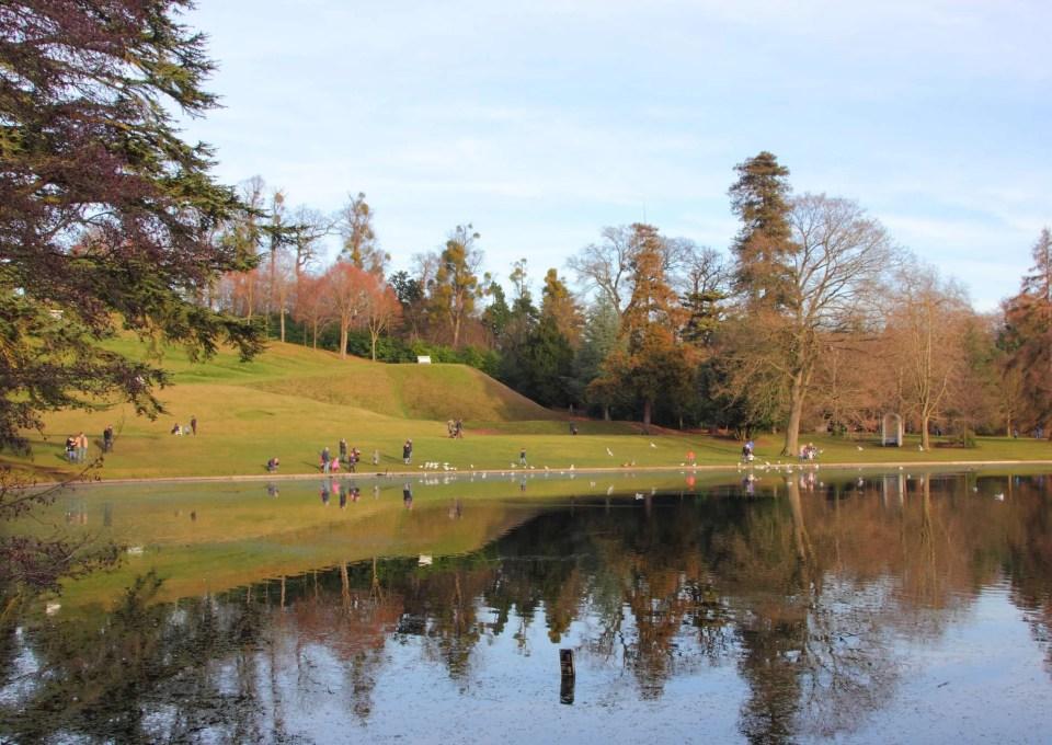 Claremont Landscape Garden, National Trust, UK
