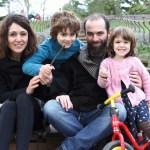 South London family shoot