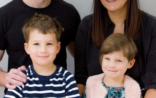 Family and Children photo shoot in Tooting Bec
