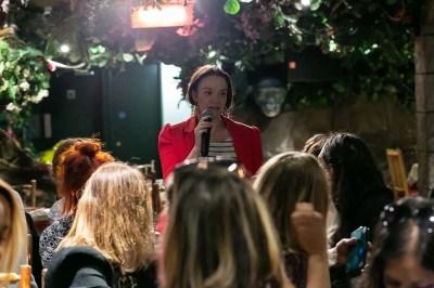 Creative Women Network event with Digital Mums, London Photographer
