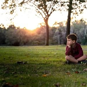 Autumn photo shoot, Tooting