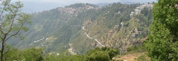 SImla Lanes & Trails
