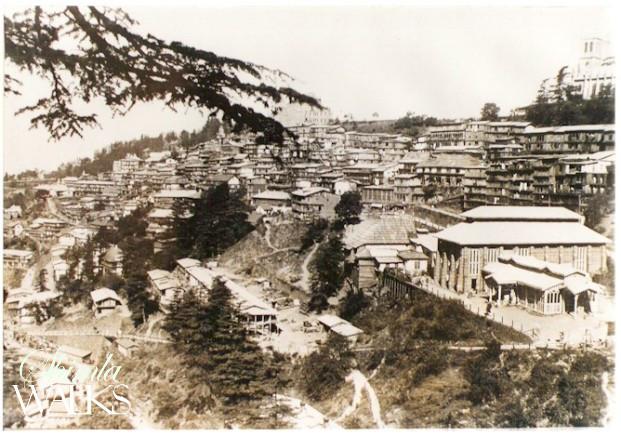 Old Shimla