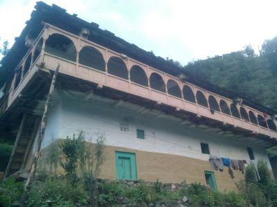 Banjar Village House
