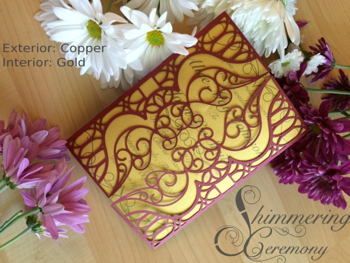 Moroccan boho wedding gatefold invitation Arabian nights party laser cut invite bohemian party