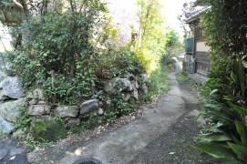 観音寺城-山裾06