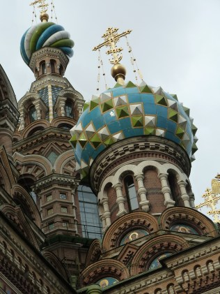 Detail, Church on the Spilled Blood