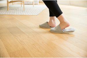 床暖房には専用の床材やフローリング使う事