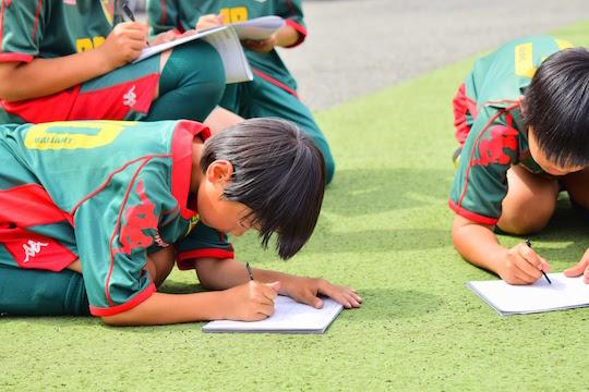 整理整頓が子どもたちに必要な理由は「何が必要か?」と問いかける習慣を身につけるため。