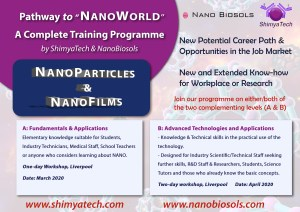 pathway to NanoWorld - A complete Training Programme - poster