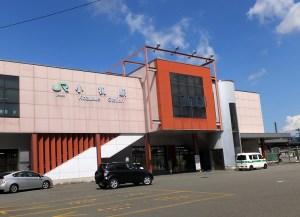 JR横浜線の小机駅は日産スタジアムの最寄り駅