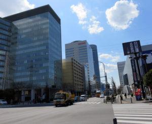現在は日々人があふれる新横浜の街も1990年代は土日になるとゴーストタウンのようになったという
