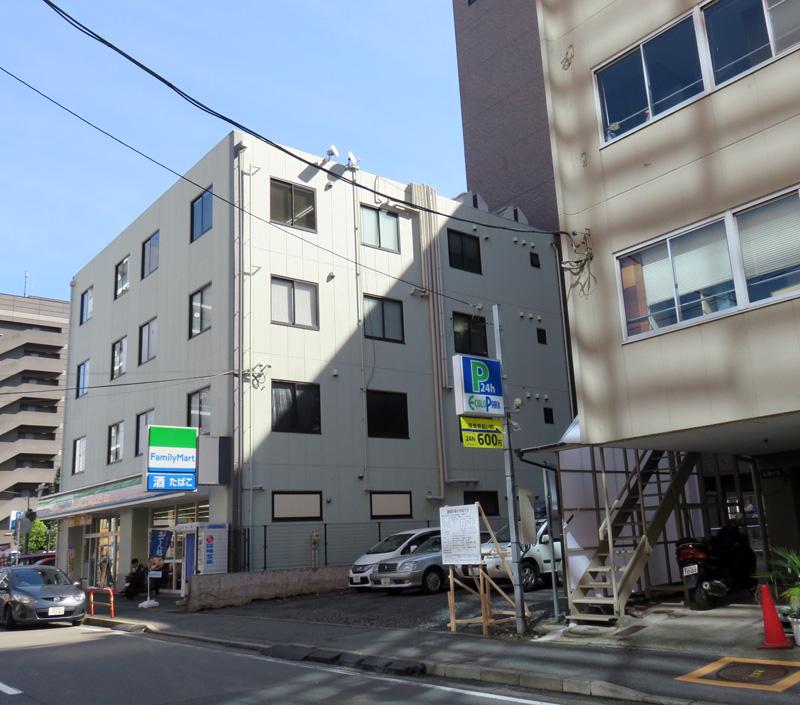 <新横浜1>カリモク家具付近で2棟目のマンション計画、解体の企業事務所跡にも
