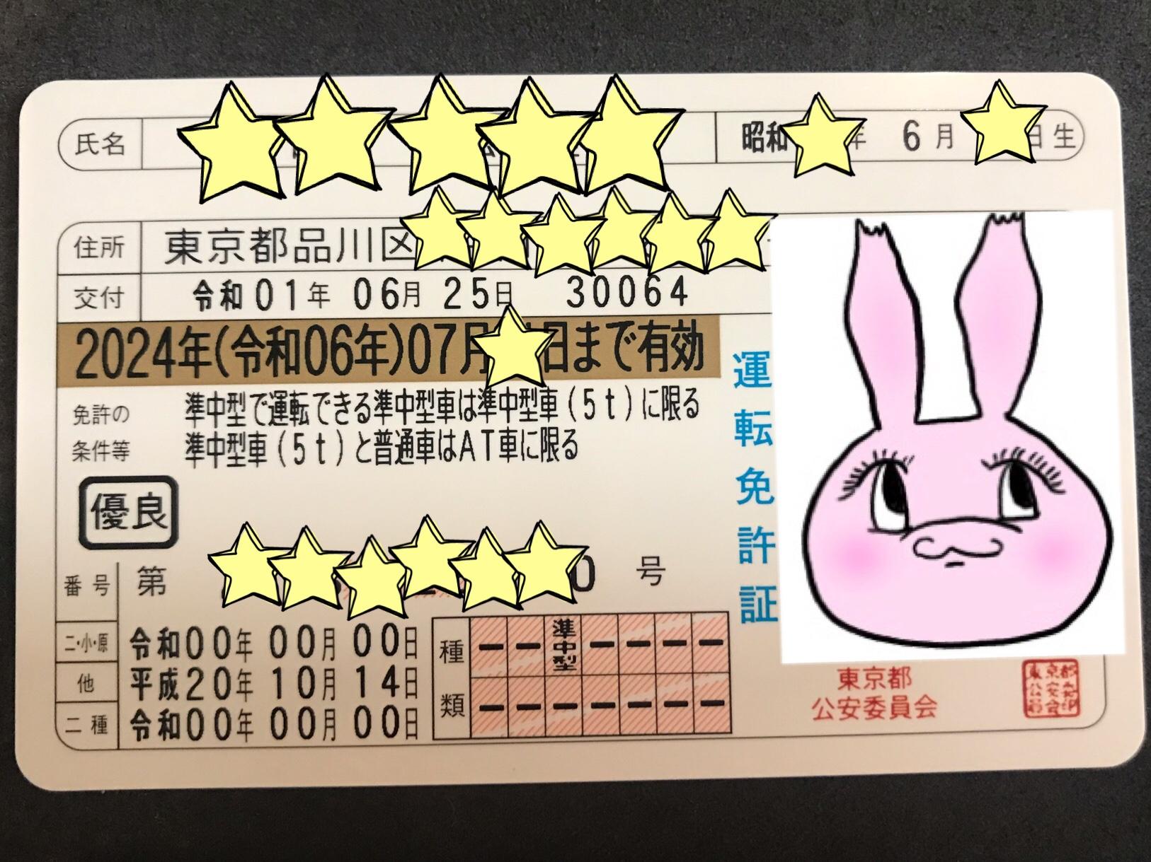 東京 更新 運転 証 免許