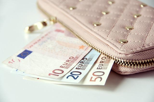 女性用の財布