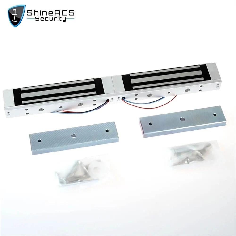 electromagnetic door locks for gates sl m180d shineacs. Black Bedroom Furniture Sets. Home Design Ideas