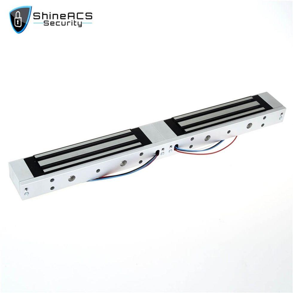 180kg Double Door Magnetic Lock SL M180D 2 980x980 - 180kg Double Door Magnetic Lock