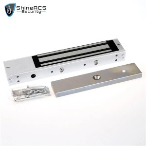 280kg Single Door Magnetic Lock SL M280 1 300x300 - How to choose magnetic lock for door access control system?