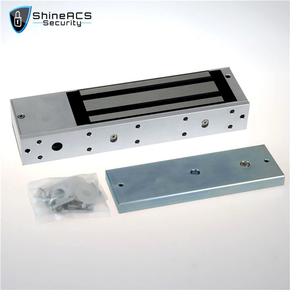 500kg Tek Kapı Manyetik Kilit SL M500 1 980x980 - kapılar için manyetik kilitler SL-M500