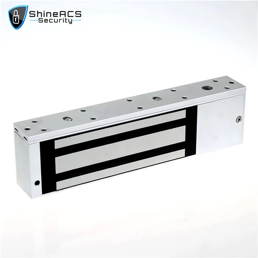 500kg Single Door Magnetic Lock SL M500 3 - ShineACS Access Control Products