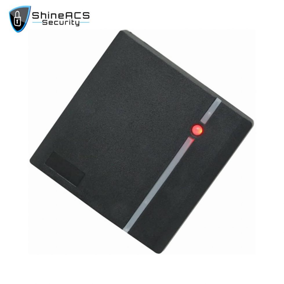Access Control Proximity Card Reader SR 02 2 980x980 - Door Access Control Card Reader SR-02
