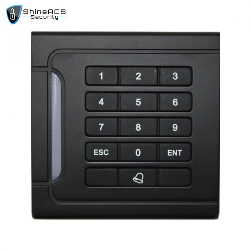 Access Control Proximity Card Reader SR 03 980x980 - Gate Access Control Card Reader SR-03