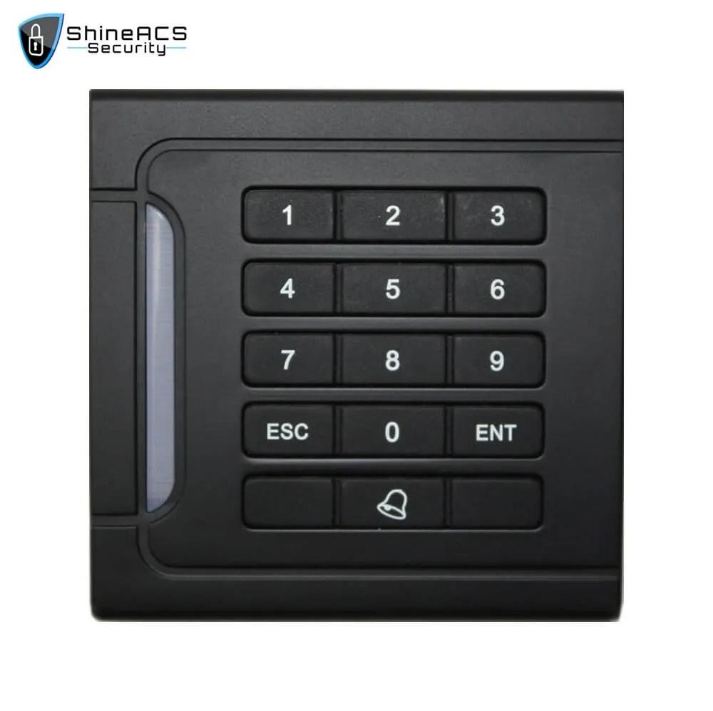 Access Control Proximity Card Reader SR 03 - ShineACS Access Control Products