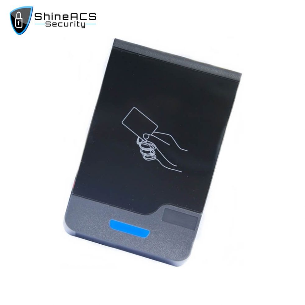 Access Control Proximity Card Reader SR 09 2 980x980 - Access Control 125KHz/13.56MHz Card Reader SR-09