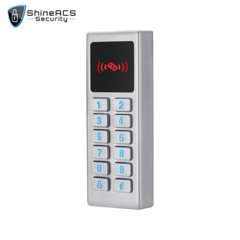 Door access control Multi function card reader SS M03KW 3 480x480 - ShineACS Access Control Products