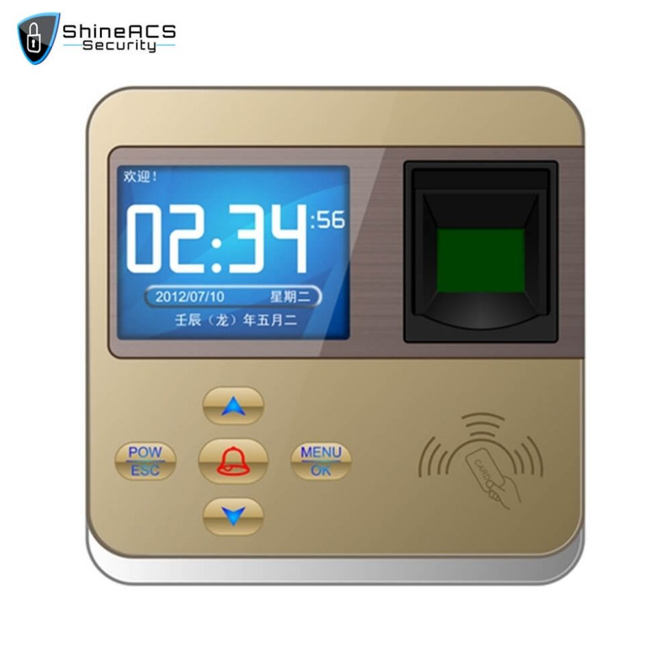 Fingerprint Time Attendance ST F211 2 980x980 - Fingerprint Time Attendance Device ST-F211