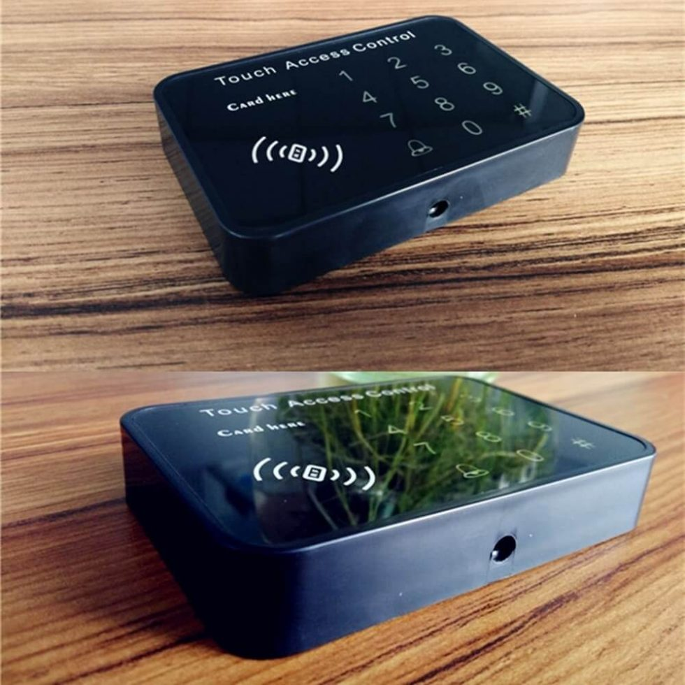 SS K15TK Multifunction Touch Access Control Proximity Reader 1 980x980 - Touch Access Control Standalone Device SS-K15TK