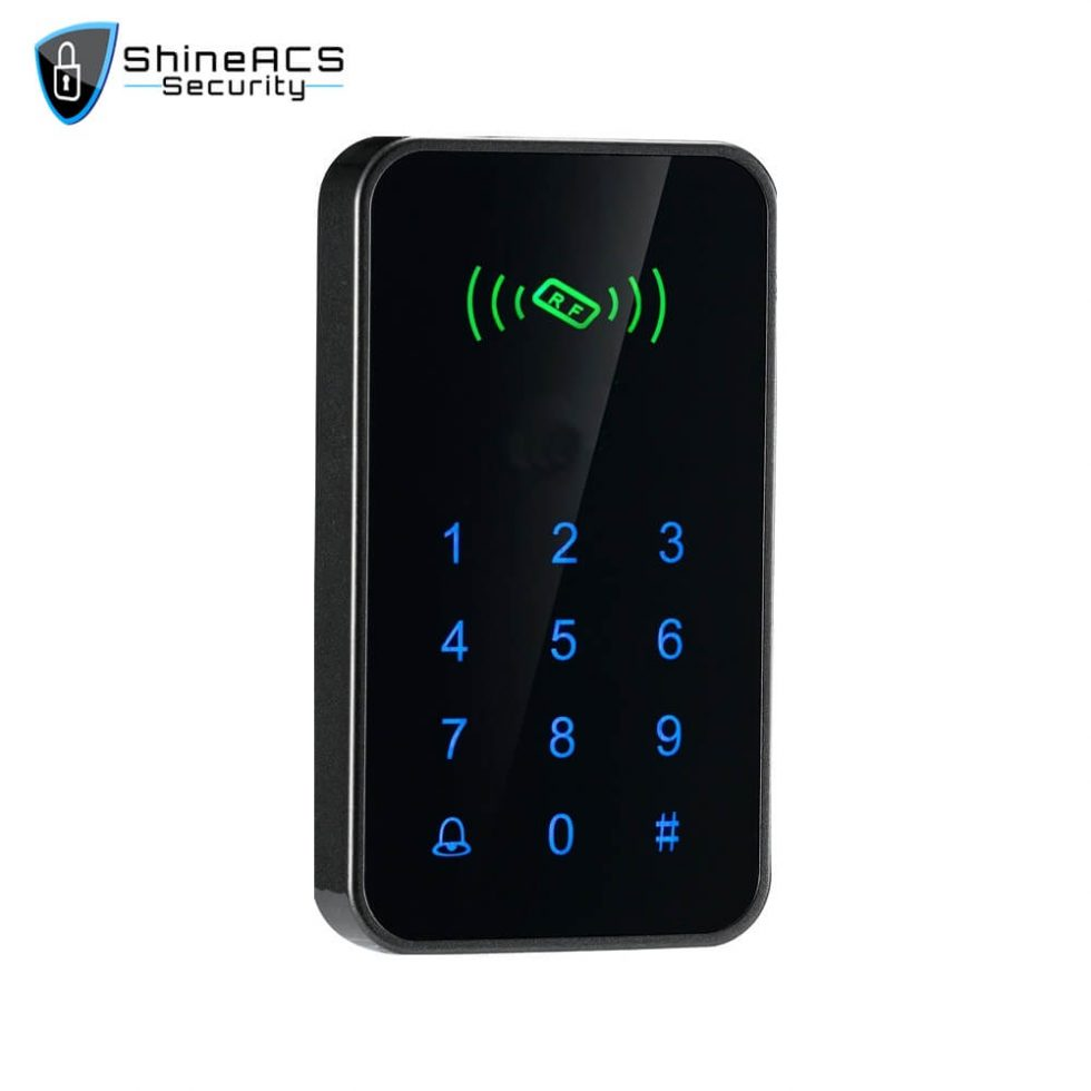 Touch Access Control Card reader SS K05TK 2 980x980 - Touch Access Control Standalone Device SS-K05TK