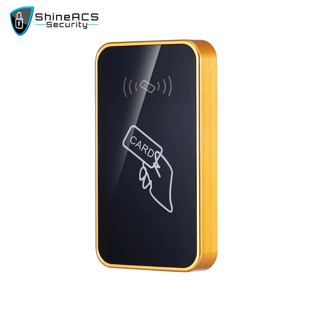 Touch Access Control Card reader SS K05TK 4 - ShineACS Access Control Products