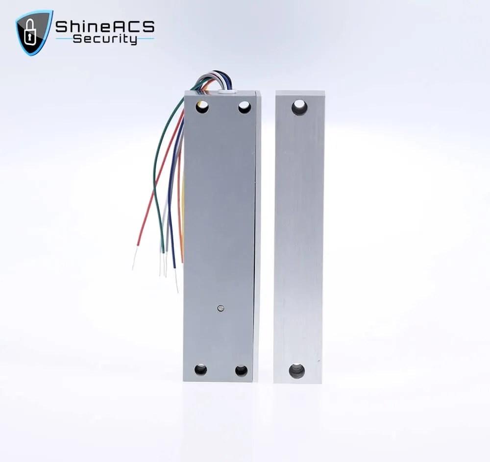 Frameless Glass Door Electric Bolt Lock Sl E151sld Shineacs Security