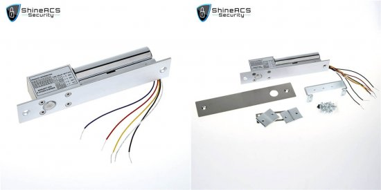What's the common faults of electrical bolt lock 550x275 - Access Control System Knowledge