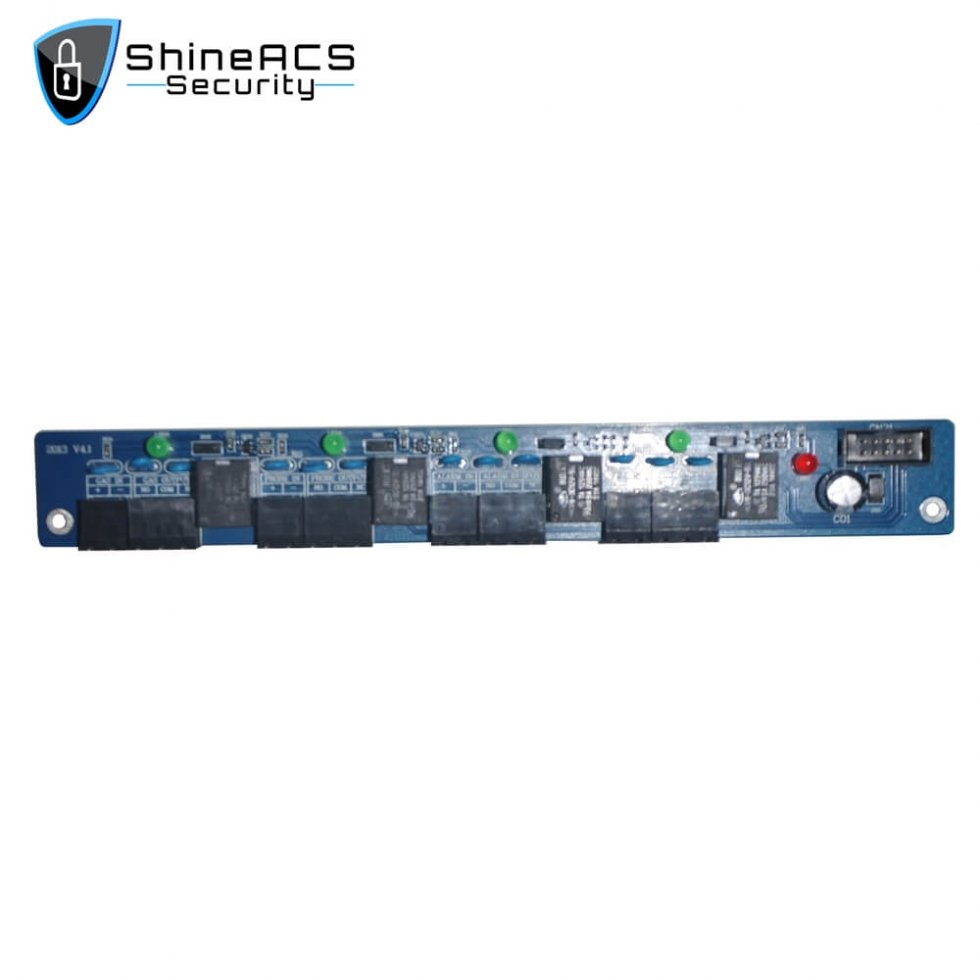Expansion IO Board SEB 02 2 980x980 - Access Controller Expansion IO Board