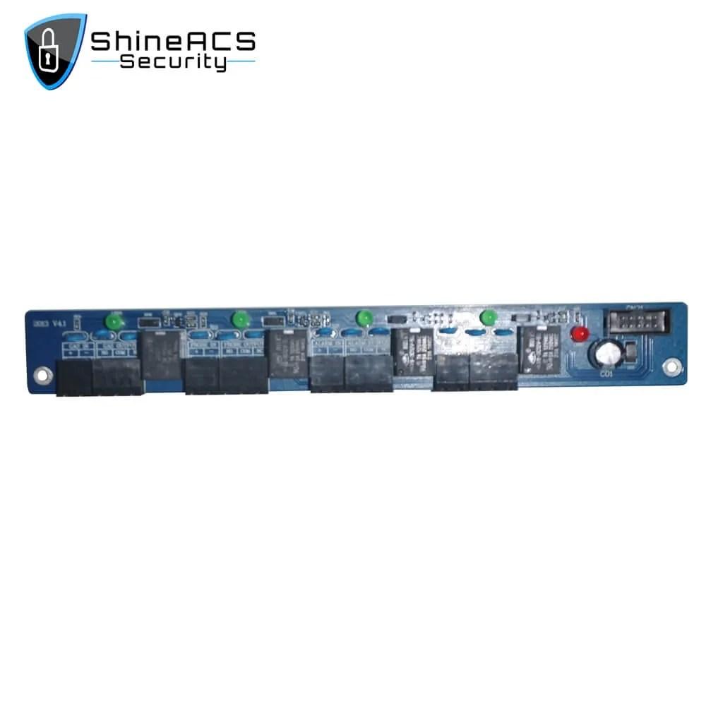 Expansion IO Board SEB 02 2 - ShineACS Access Control Products