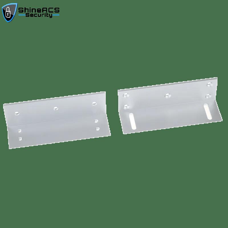 SL B500ZL 2 - Em Lock Bracket For Glass Door Maglocks