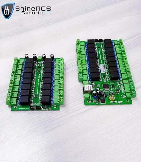 SA-F16 16 Floors Elevator Controller+extended board (2)