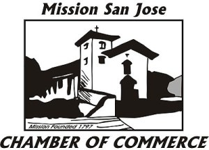 Proud Member Mission San Jose Chamber of Commerce
